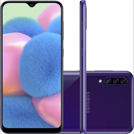 SMART SAMSUNG A307GT GALAXY A30S 64GB VIOLETA