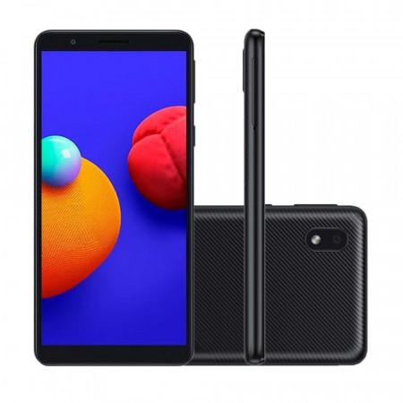 SMARTPHONE SAMSUNG A013M GALAXY A01 CORE 32GB PRETO