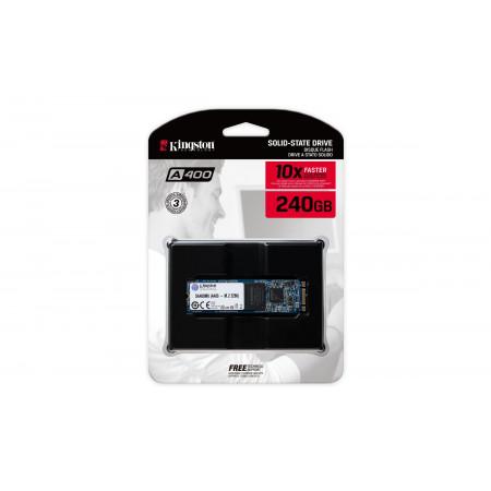 SSD M2 2280 240GB 500/350 KINGSTON SA400M8