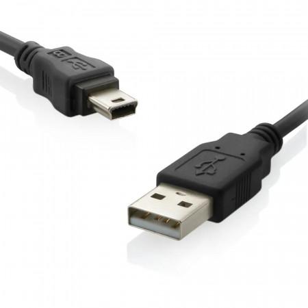 CABO USB/MINI USB 1,5MT MULTILASER WI197